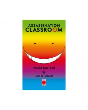 ASSASSINATION CLASSROOM 10