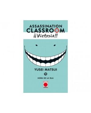 ASSASSINATION CLASSROOM 11