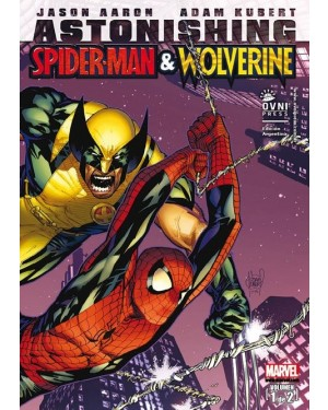 ASTONISHING SPIDER-MAN & WOLVERINE (pack 2 tomos)
