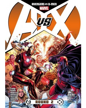 Avengers vs X-Men ROUND vol. 02