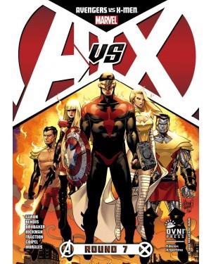 Avengers vs X-Men ROUND vol. 07