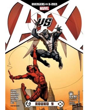 Avengers vs X-Men ROUND vol. 09