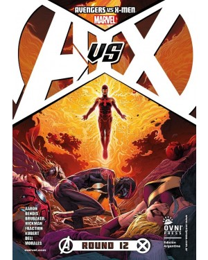 Avengers vs X-Men ROUND vol. 12