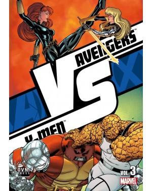Avengers vs X-Men VERSUS vol. 03