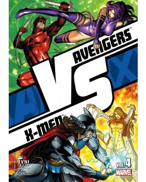 Avengers vs X-Men VERSUS vol. 04