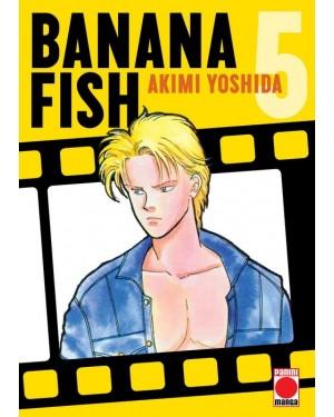 BANANA FISH 05  (de 10)