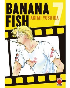 BANANA FISH 07  (de 10)