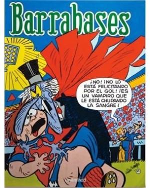 BARRABASES:  EL VAMPIRO
