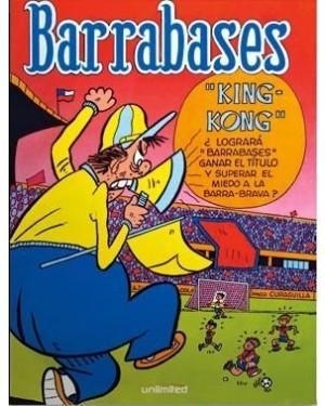 BARRABASES:  KING KONG