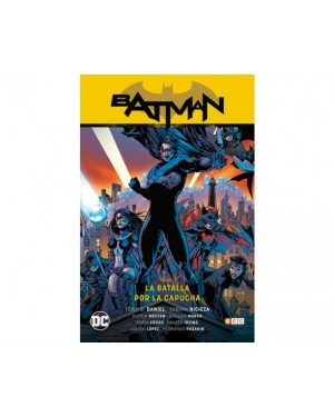 BATMAN: LA BATALLA POR LA CAPUCHA 01 (de 02)