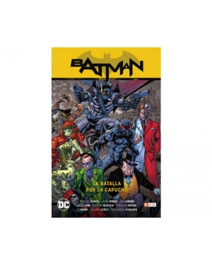 BATMAN: LA BATALLA POR LA CAPUCHA 02 (de 02)