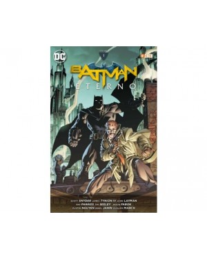 BATMAN ETERNO: INTEGRAL VOL. 01  (de 02)