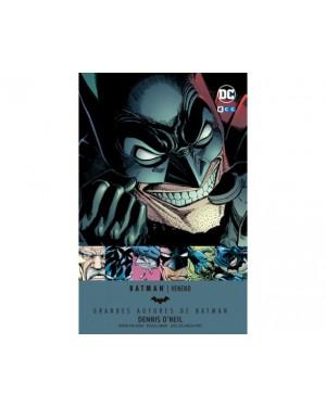 Grandes Autores de BATMAN: DENNIS O'NEIL. VENENO
