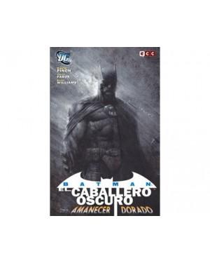 BATMAN, EL CABALLERO OSCURO: AMANECER DORADO