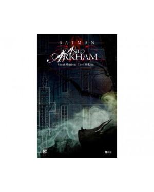 Batman: Asilo Arkham (Edición Deluxe)