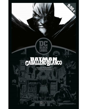 BATMAN: CABALLERO BLANCO (Edición DC Black Label Pocket)