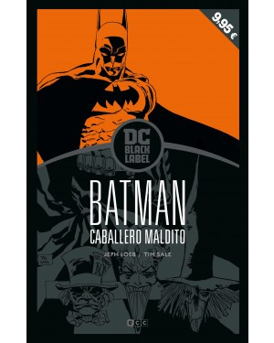 BATMAN: CABALLERO MALDITO (Edición DC Black Label Pocket)