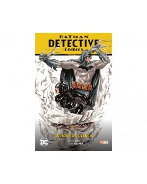 BATMAN SAGA (batman r.i.p. parte 2):  BATMAN DETECTIVE COMICS: CORAZÓN DE SILENCIO