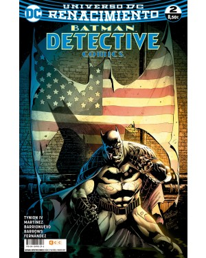 BATMAN: DETECTIVE COMICS 02 (Renacimiento)