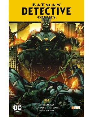 BATMAN SAGA (Nuevo universo parte 3):  BATMAN DETECTIVE COMICS: IRA
