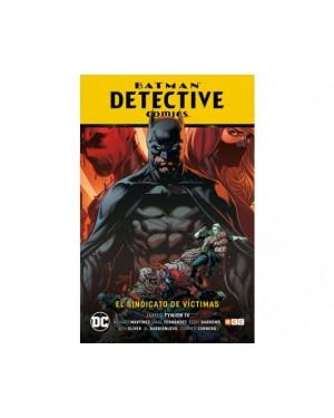 BATMAN SAGA (Renacimiento parte 2): BATMAN DETECTIVE COMICS 02: EL SINDICATO DE VÍCTIMAS