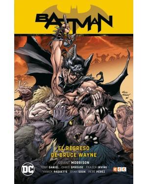 BATMAN: EL REGRESO DE BRUCE WAYNE (Batman y Robin parte 03)