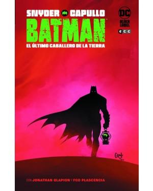 BATMAN: EL ÚLTIMO CABALLERO DE LA TIERRA (Edición integral)