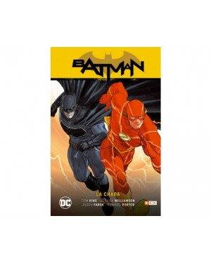 BATMAN SAGA (batman renacimiento parte 5): BATMAN / FLASH. LA CHAPA