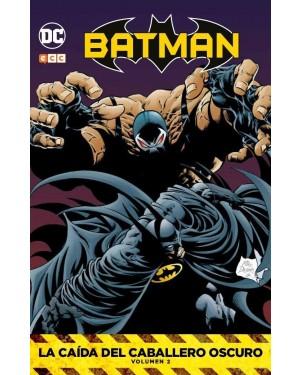 BATMAN: LA CAÍDA DEL CABALLERO OSCURO VOL. 02
