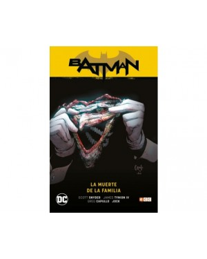 BATMAN SAGA  (Nuevo universo parte 03): BATMAN: LA MUERTE DE LA FAMILIA
