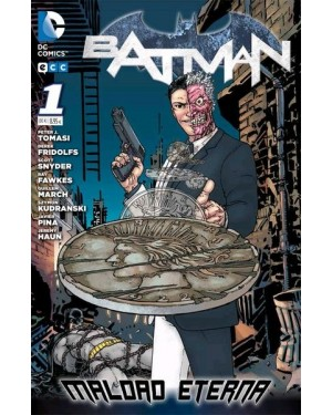 BATMAN: MALDAD ETERNA 01