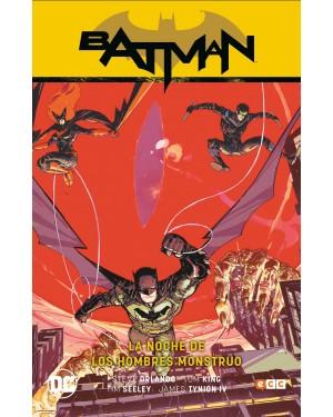 BATMAN DE TOM KING 02: LA NOCHES DE LOS HOMBRES MONSTRUO (Renacimiento parte 2)
