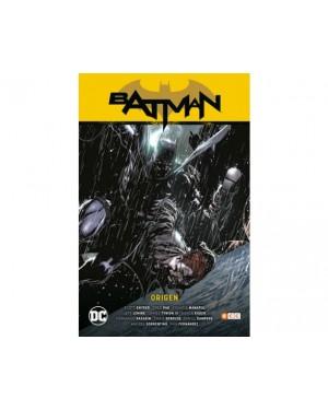BATMAN SAGA (nuevo universo parte 7):  BATMAN: ORIGEN