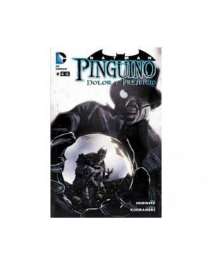 BATMAN: PINGÜINO - DOLOR Y PREJUICIO