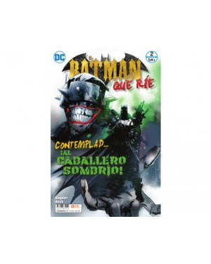 El Batman que ríe núm. 02 (de 8)