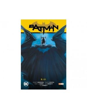 BATMAN SAGA (batman r.i.p parte 3): R.I.P.