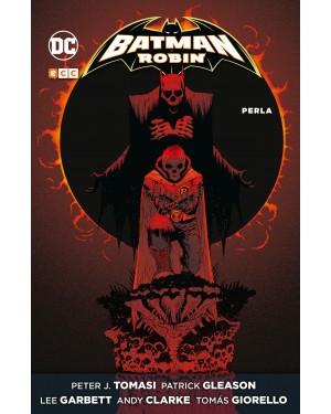BATMAN Y ROBIN 02: PERLA