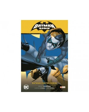 BATMAN SAGA (batman y robin parte 2): BATMAN CONTRA ROBIN