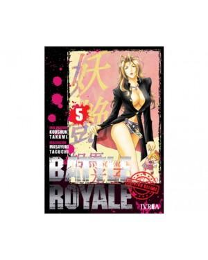 BATTLE ROYALE DELUXE 05  (de 08)