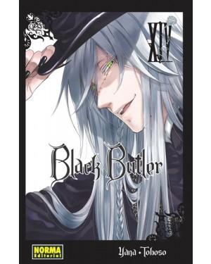BLACK BUTLER  14