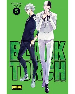 BLACK TORCH 05  (de 05)