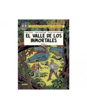 BLAKE Y MORTIMER 26: EL VALLE DE LOS INMORTALES. TOMO 2