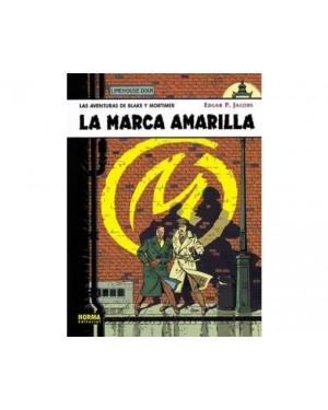 BLAKE Y MORTIMER 03. LA MARCA AMARILLA