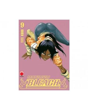BLEACH (ED. MAXIMUM) Nº 09