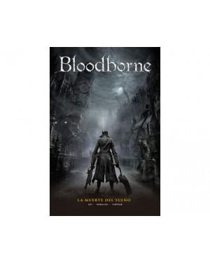 BLOODBORNE 01: LA MUERTE DEL SUEÑO