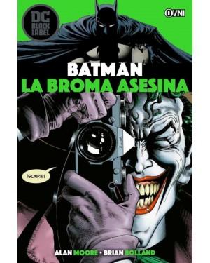 BATMAN: LA BROMA ASESINA (Edición DC Black Label) ovni press