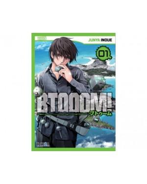 BTOOOM! 01  (de 26)  Manga