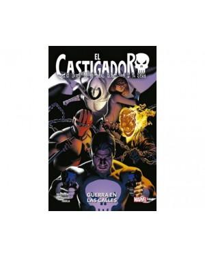 EL CASTIGADOR 08: GUERRA EN LAS CALLES
