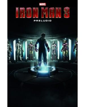 Marvel Cinematic Collection 03:  IRON MAN 3:  PRELUDIO