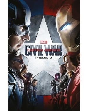 Marvel Cinematic Collection 07:  CAPITÁN AMÉRICA CIVIL WAR:  PRELUDIO